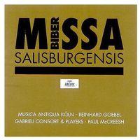 Biber: Missa Salisburgensis (CD) - Gabrieli Consort and Players, Musica Antiqua Koln