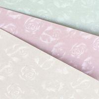 Papier ozdobny (wizytówkowy) małe róże blekitne 220g (5903069017475)