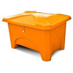 Pomarańczowy pojemnik o poj. 280 l