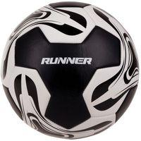 Piłka nożna SPOKEY Runner Żółto-Czarny (rozmiar 5)