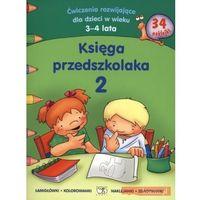 Księga przedszkolaka 2 (opr. miękka)