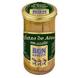 Bon appetit Filety z tuńczyka w oliwie z oliwek 250g