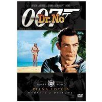 James Bond ekskluzywna edycja 2-płytowa: 007 Dr. No - Terence Young