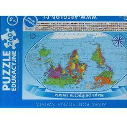 Mapa polityczna świata (mapa szkolna)