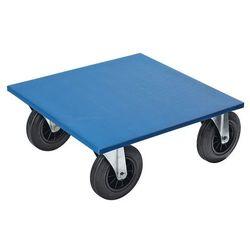 Wózek podmeblowy, dł. x szer. x wys. 600x600x250 mm, od 5 szt. ze sklejki bukowe marki Unbekannt