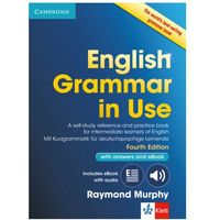 English Grammar in Use - Book with answers and Interactive ebook Murphy, Raymond