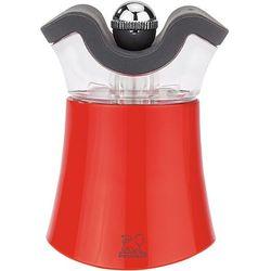 Młynek do pieprzu z solniczką Peugeot Pep's 8cm czerwony - produkt z kategorii- Młynki ręczne