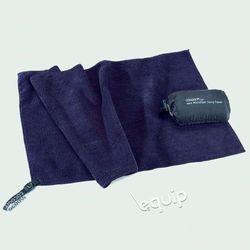 Ręcznik szybkoschnący Cocoon Terry Towel Light L - Dolphin Blue