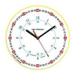 Atrix Mój edukacyjny zegar ścienny