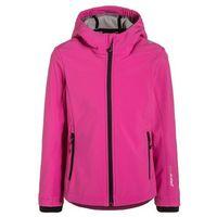 CMP Kurtka Softshell hot pink/argento/nero, 3A29385N