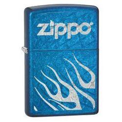 Zippo Zapalniczka 28364 Zippo Logos Cerulean - sprawdź w wybranym sklepie