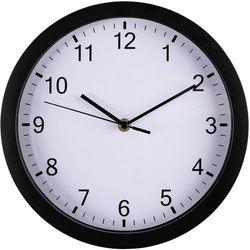 HAMA zegar ścienny Pure, kolor czarny