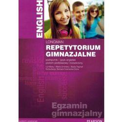 Pearson Longman repetytorium gimnazjalne angielski 2015. podręcznik poziom podstawowy i rozszerzony