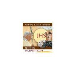 Nieszpory eucharystyczne. modlitwy z janem pawłem ii - płyta cd, marki Różni wykonawcy
