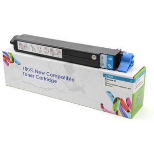 Toner cw-oes3640procn cyan do drukarek oki (zamiennik oki 43837107) [16.5k] marki Cartridge web