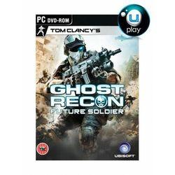 Tom clancys ghost recon: future soldier - klucz, marki Ubisoft