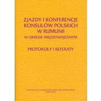 Zjazdy i konferencje konsulów polskich w Rumunii w okresie międzywojennym. Protokoły i referaty (ilość st