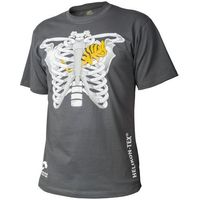 t-shirt Helikon kameleon w klatce piersiowej shadow grey (TS-CIT-CO-35)