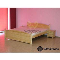 Woodica Łóżko krzyś 160x200