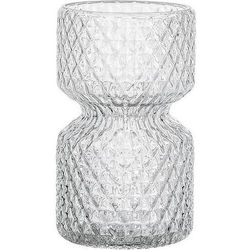 Wazon bloomingville 12 cm szklany