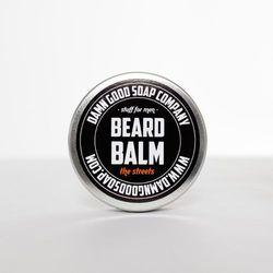Balsam do brody - beard balm the streets - , marki Damn good soap