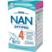 Mleko nan pro 4 junior pow.2 roku(2x400g) prosz. - 800 g marki Nestle