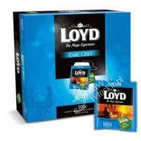 Loyd tea Herbata  earl grey 100x1,7g (5900396018472)