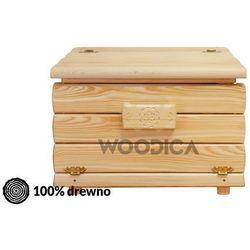 25. kufer góralski 70 marki Woodica