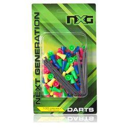 Strzałki do dmuchawki NXG Blow Gun - 100 szt. (2.2503), towar z kategorii: Łuki i akcesoria