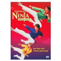 Małolaty Ninja wracają (DVD) - Charles T. Kanganis (5903570114830)