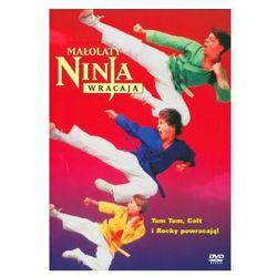 Małolaty Ninja wracają (DVD) - Charles T. Kanganis