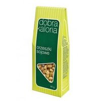 Ekoprodukt Orzeszki sojowe naturalne 60g - dobra kaloria |