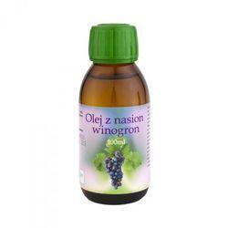 Olej z nasion winogron 100 ml, kup u jednego z partnerów