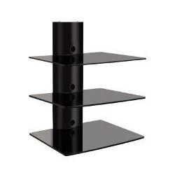 Art D-51 - Panel z 3 półkami pod sprzęt audio-video z kategorii półki rtv