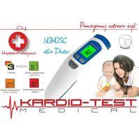 Hi-tech medical kardio-test Termometr bezdotykowy wielofunkcyjny kt-30