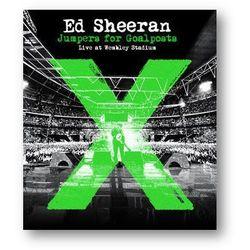 Jumpers For Goalposts: Live At Wembley Stadium (Blu-ray) - Ed Sheeran - produkt z kategorii- Muzyczne DVD