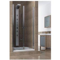 AQUAFORM drzwi Silva 80 wnękowe wahadłowe 103-05552 z kategorii Drzwi prysznicowe