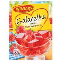 WINIARY 75g Galaretka o smaku truskawkowym