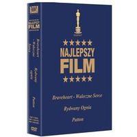 Imperial cinepix Najlepszy film: waleczne serce, rydwany ognia, patton - dvd