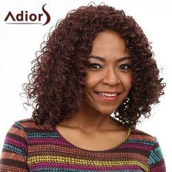 Capless Japanese Kanekalon Kinky Afro Wig, kup u jednego z partnerów