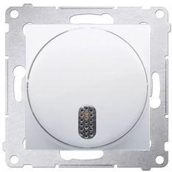 Ospel Dzwonek elektroniczny 230v~ biały - dds1.01/11 simon 54 premium