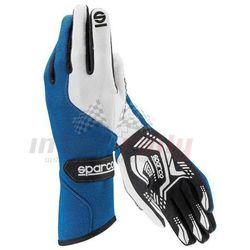 Rękawice Sparco Force RG-5 - Niebiesko / biały, kup u jednego z partnerów