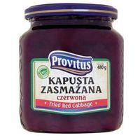 Provitus Kapusta zasmażana czerwona 480 g