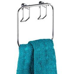 Wenko Wieszak łazienkowy na ręcznik classic - stal chromowana, (4008838223420)
