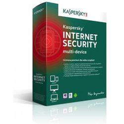 Kaspersky Internet Security 2015 multi-device 2PC 1rok - sprawdź w wybranym sklepie