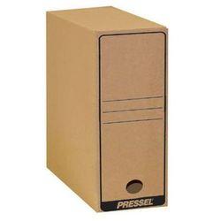 PRESSEL Pudło archiwizacyjne F100 260x100x320mm biały, 20 sztuk
