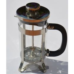 Zaparzacz do kawy i herbaty, srebrny, , 600ml marki Ogniora