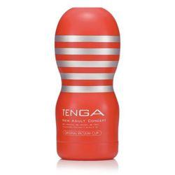 Tenga - Original Vacuum Cup (Deep Troath) ze sklepu wstydliwie.pl