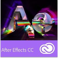 Adobe After Effects CC EDU Multi European Languages Win/Mac - Subskrypcja (12 m-ce)