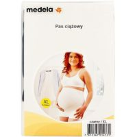 0828 xl ciążowy pas podtrzymujący czarny | darmowa dostawa od 150 zł!, marki Medela